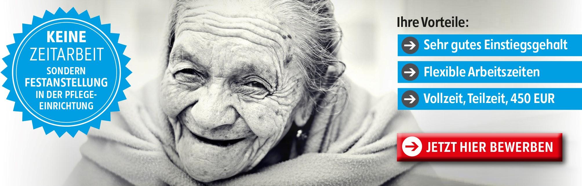 Altenpfleger / Pflegefachkraft Stellenangebot