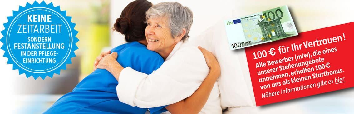 Header Stellenanzeigen Altenpflege